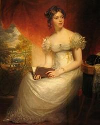 Kitty Packe by Sir William Beechey 1753-1839